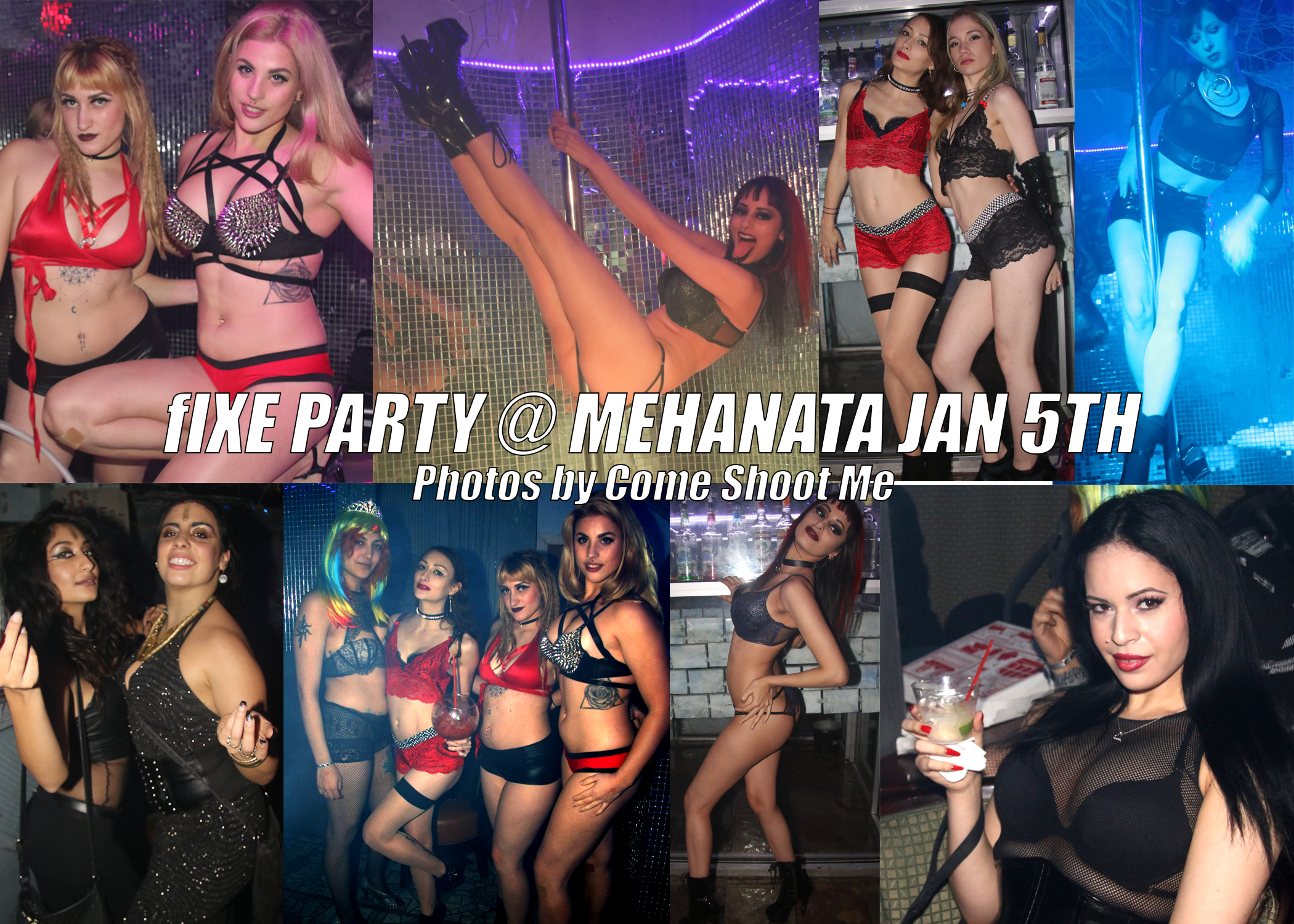 fIXE Party @ Mehanata Jan 5th Photos by Come Shoot Me
